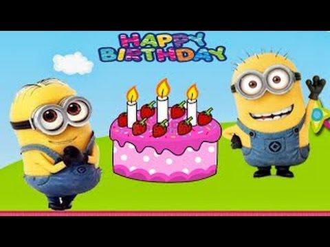 Happy Birthday Minion Song
