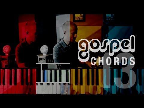 Gospel piano 13 chord - Jesus at the Center