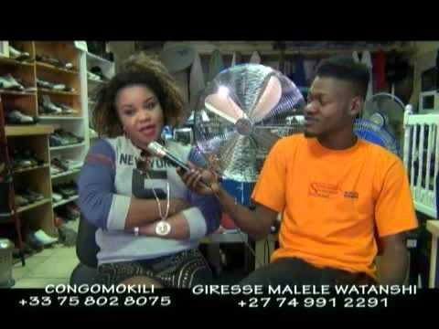 botala Ebandeli ya jael show nA afrique du sud noyoka