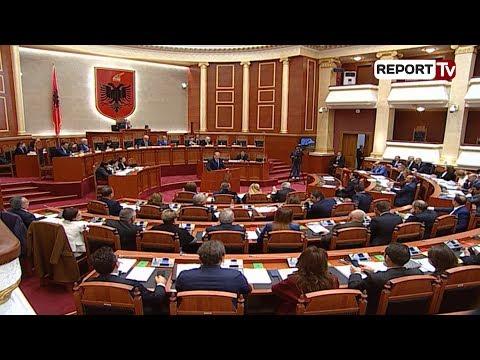 Report TV - 'Deti', Berisha: U blenë gjyqtarët Rama: Po e pranon që e shite