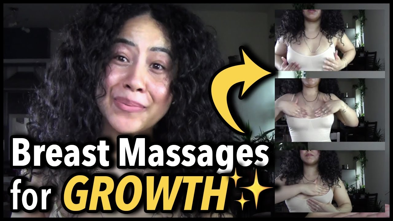 Download Breast Massages for Growth + Noogleberry Giveaway WINNER! How to Breast Massage