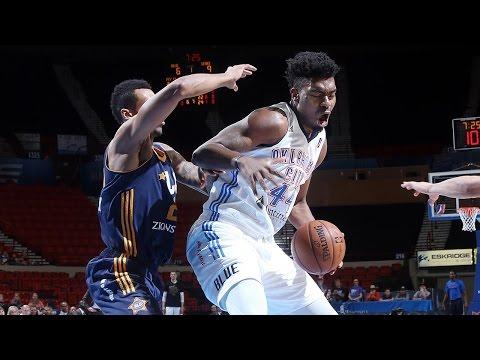 Oklahoma City Blue Top Plays of 2016-17 Regular Season