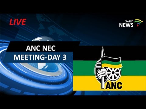 ANC NEC BRIEFING: 20 March 2016