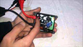 видео Как работает ксенон, в фаре. Разберем его лампу и блок розжига