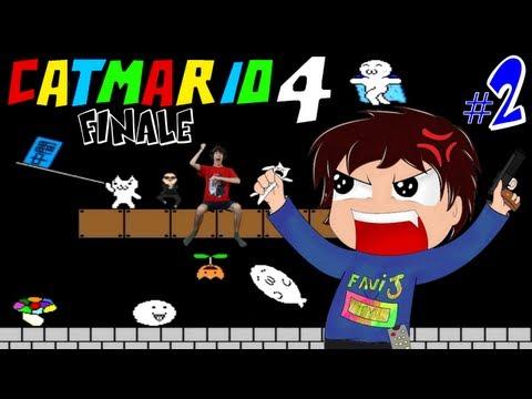 HARLEM SHAKE IN CATMARIO!! - Cat Mario 4 [Finale]