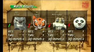 kung fu panda 2 gameplay tae lung