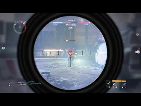 The Division Deadeye build Last Stand