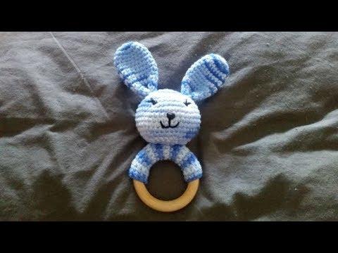 DIY : un hochet au crochet | Mon P\'tit Trésor | 360x480
