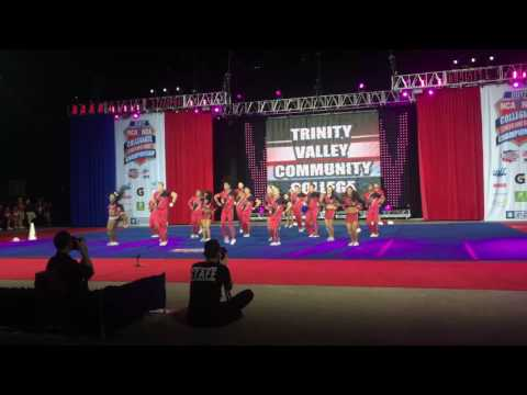 Trinity Valley Community College NCA 2017 Day 1