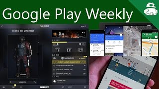 MS Office on tablets coming, Disney movies, and more Material Design! - Google Play Weekly