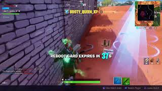 Fortnite with osimar tring to get a win