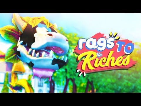 HE'S HUNGRY 😧 // The Sims 4: Rags To Riches #3
