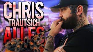 Die Vogelspinne | CHRIS traut sich ALLES