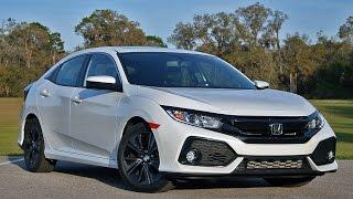 2017 Honda Civic Hatchback – Driven