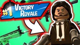 Si Fortnite era un juego LEGO, ¿qué pieles son estas?