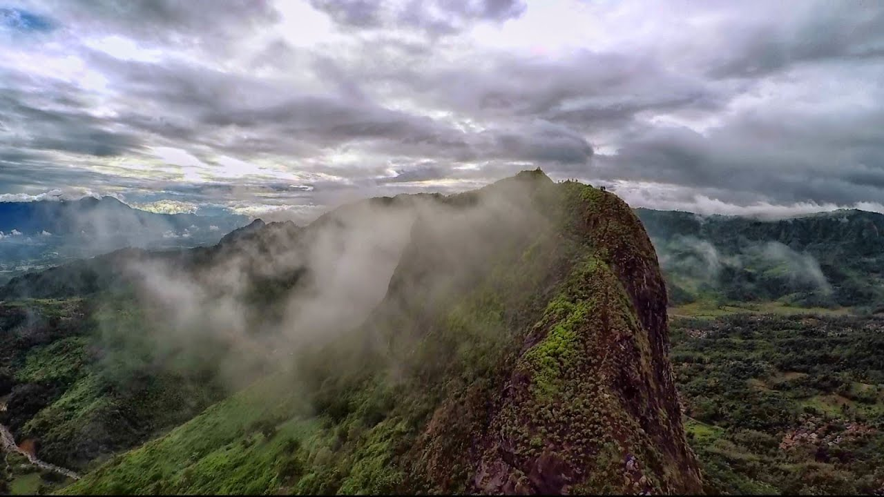 INILAH INDONESIAKU GUNUNG BATU JONGGOL, DJI PHANTOM - YouTube