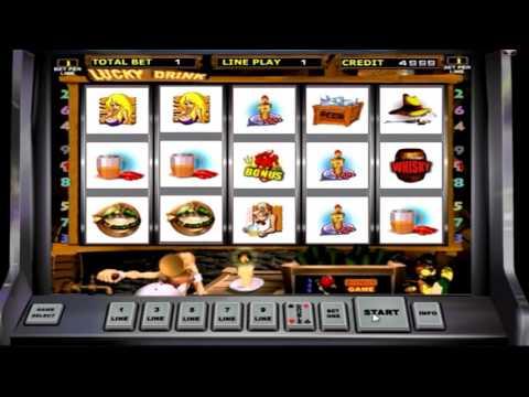 Игровой процесс на автомате  Черти (lucky Drink) - бонусы, отзывы, характеристики