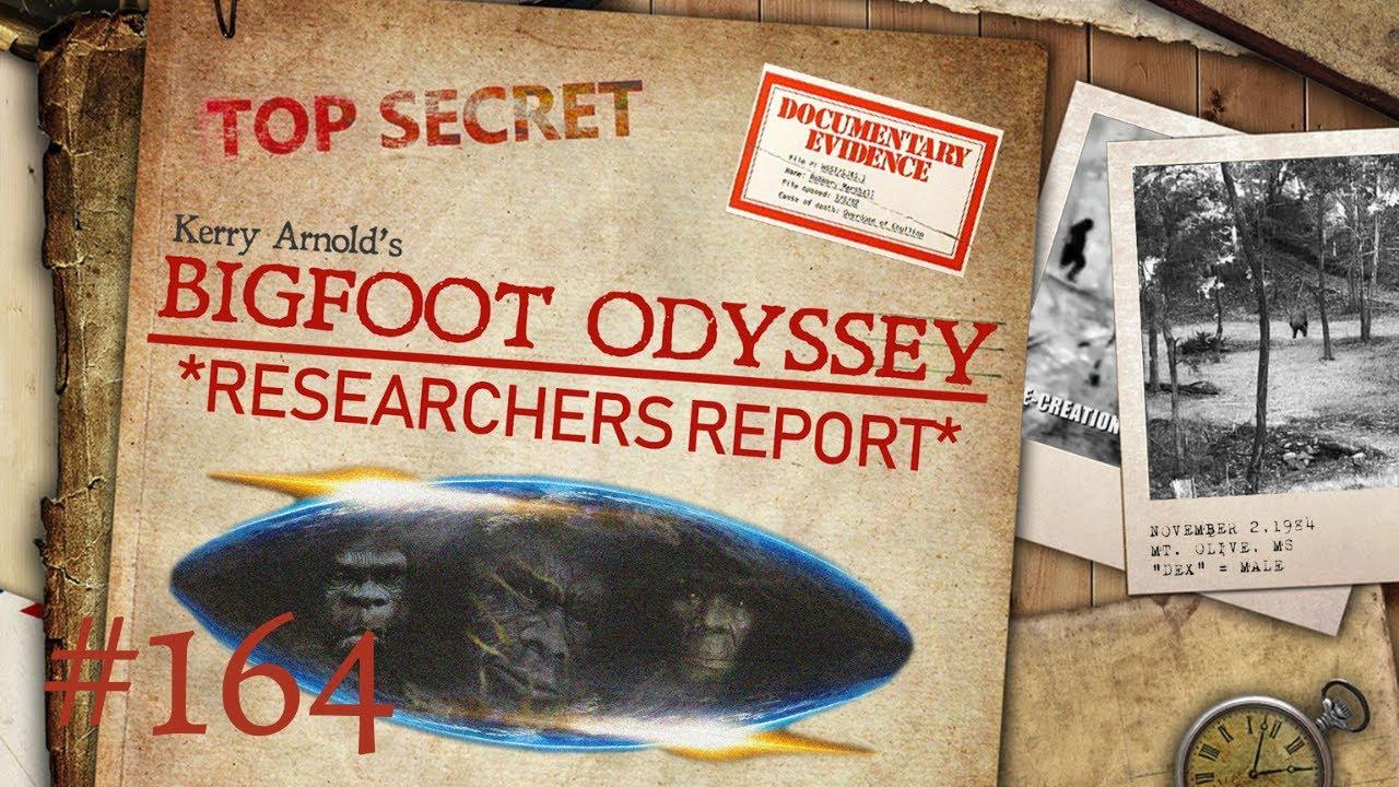 RR #176  Florida Bigfoot Forest Giants