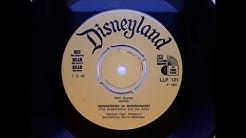Walt Disneyn Pikku-LP: Heinäsirkka ja muurahaiset (1971)