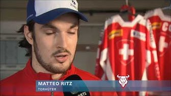Porträt Matteo Ritz