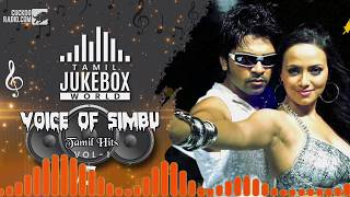 Tamil Songs - Simbu Beat Collections   STR super Hits Songs   Cuckoo Radio   Tamil Radio