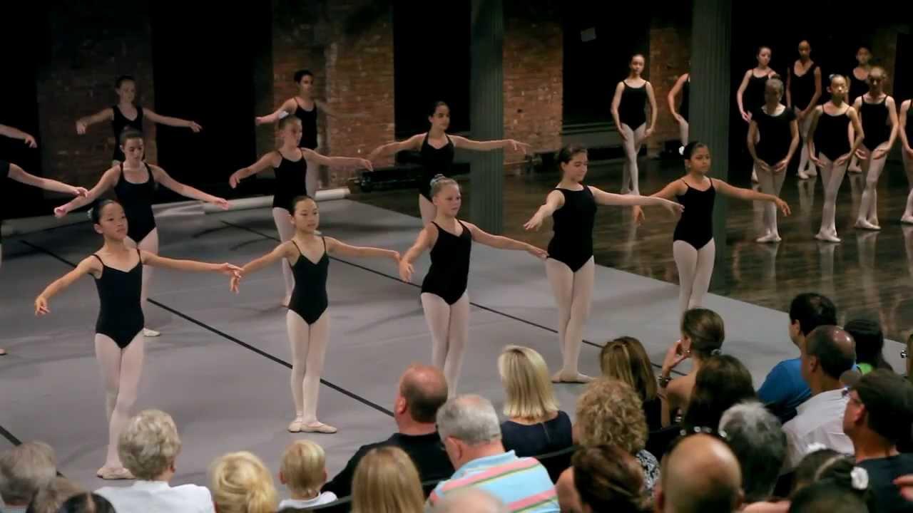 The Joffrey Ballet School Youth Ballet Program Summer