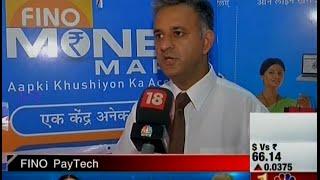 CNBC Awaaz Mr. Ashish Ahuja VP & Head Retail, FINO PayTech