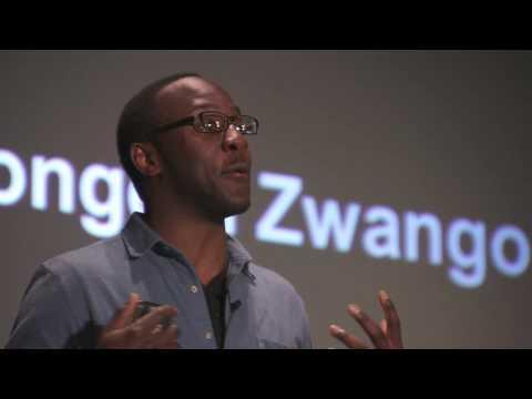 Reducing the volume of traffic jams: Mbongeni Zwangobani at TEDxUniversityofLeeds