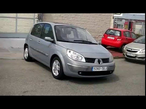 renault megane scenic 1 9 dci 120cv youtube. Black Bedroom Furniture Sets. Home Design Ideas