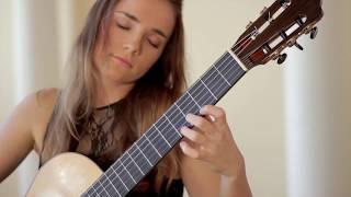 Joaquin Rodrigo - En los trigales (performed by Karmen Stendler)