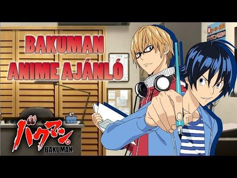 bakuman---anime-ajánló