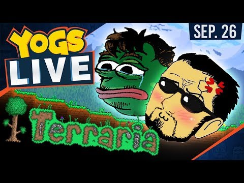 Terraria & PUBG w/ Barry & ISP - 26th September 2017