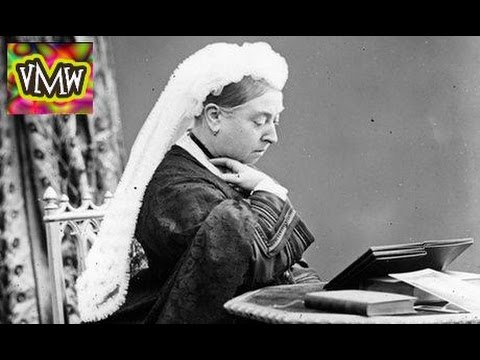 Rare Queen Victoria Talking (100% AUTHENTIC)