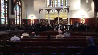 Crucifixus(Lotti)- Kate Crellin conducting the USC Thornton Concert Choir
