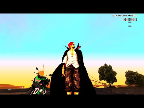 Akagami Shanks came to S3 from anime world O: