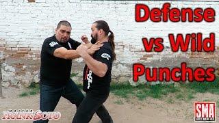Wild Punches Kenpo defense