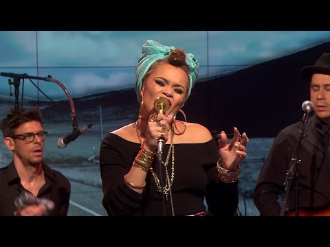 "Saturday Sessions: Andra Day performs ""City Burns"""