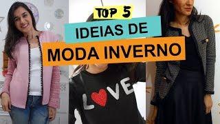 TOP 5 IDEIAS DE CUSTOMIZAÇÃO MODA INVERNO | Customizando Mariely Del Rey
