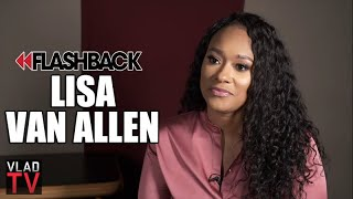 Lisa Van Allen Details Meeting R. Kelly When She Was 17 and He Was 30 (Flashback)