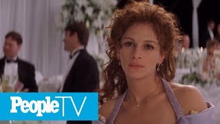 Julia Roberts In The 'My Best Friend's Wedding' Ending You Never Saw | PeopleTV