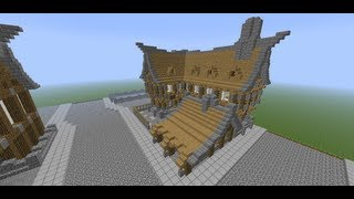 blacksmith minecraft medieval build tutorial