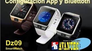 Como instalar app Bt Notification y sincronizar vía bluetooth el SmartWatch DZ09 [AvanTec Perú]