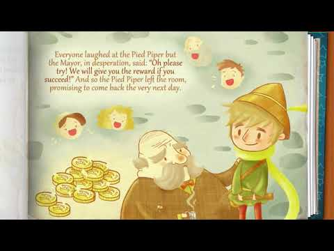 Kids Story - The Pied Piper of Hamelin
