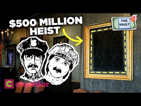 How $500M of Art Was Stolen by Fake Cops - The Vault