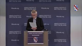 """""""Einwanderung und Bildung als Vehikel politischer Utopie"""" - Dr. Thilo Sarrazin"""