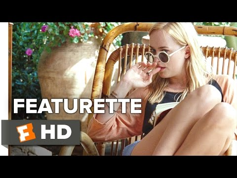 A Bigger Splash Featurette - Story & Cast...