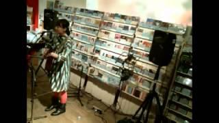 2014.07.05 【白波多カミン】インストア・ライブ at more records.