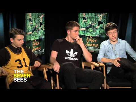 """The Kings of Summer"" Interview -  The Seven Sees"