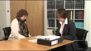 QLTS Skills Online - Interviewing and Advising - Exercise 5A