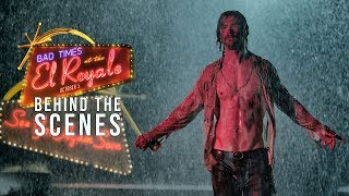 'Bad Times at the El Royale' Behind The Scenes